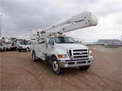 2013 ALTEC AA755MH Boom, Bucket, Crane Trucks Truck