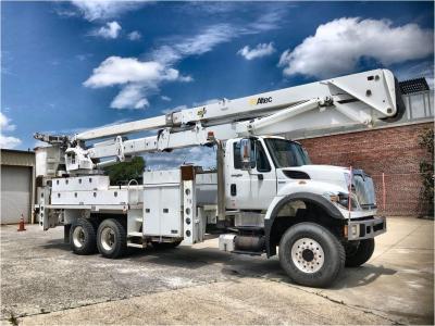 2012 ALTEC AH100 Boom, Bucket, Crane Trucks Truck