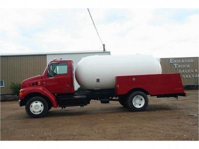 1999 STERLING LT8501 Fuel, Lube Trucks Truck