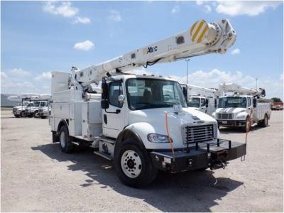 2014 ALTEC AM855MH Boom, Bucket, Crane Trucks Truck