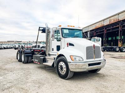 2020 KENWORTH T370 Roll Off Trucks Truck