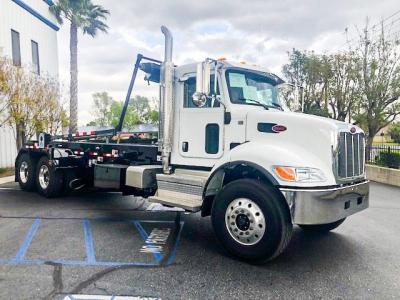 2021 PETERBILT 348 Roll Off Trucks Truck