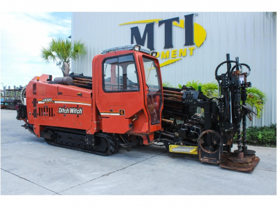 2012 DITCH WITCH JT4020AT Drilling Equipment