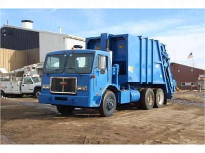 1988 PETERBILT 320 Garbage, Sanitation Trucks Truck