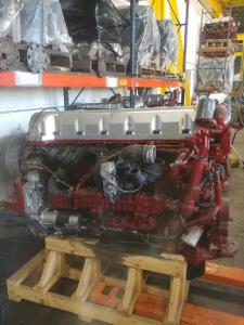 MACK MP8 Engines Attachment