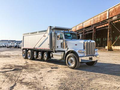 2020 PETERBILT 389 Dump Trucks Truck