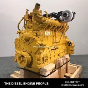 CATERPILLAR 3046T Engines Attachment