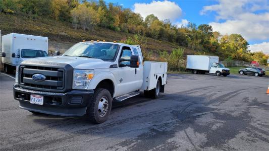 2016 FORD F350 XL SD Service, Mechanics, Utility Trucks Truck