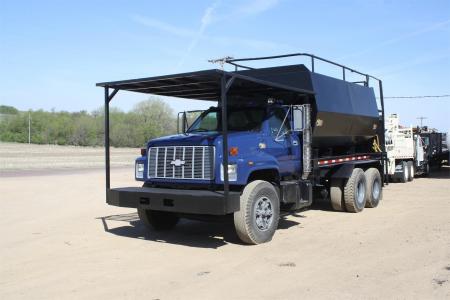 1991 CHEVROLET KODIAK C7500 Water Trucks Truck
