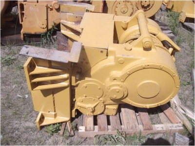 View CATERPILLAR D6H - Listing #41529