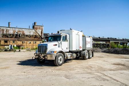 2020 PETERBILT 348 Vacuum Trucks Truck