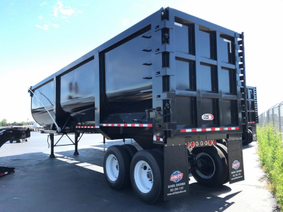 View 2022 CPS 40' SCRAP TRAILER, HIGH CUBE 87 CU YRD CAPACITY, 1 - Listing #5781269