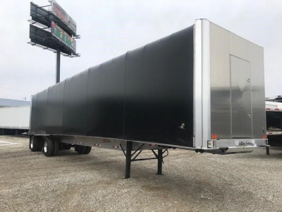 View 2021 FONTAINE NEW 48 X 102 REVOLUTION ALL ALUMINUM FLAT WITH AER - Listing #5822093
