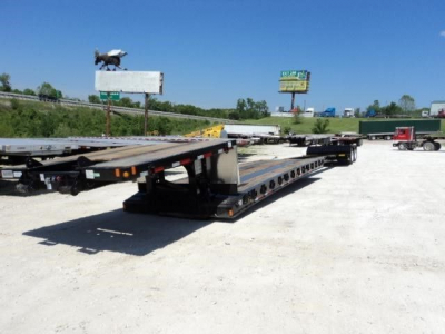 View 2022 FONTAINE LXT 40 TON DOUBLE DROP EXTENDABLE - Listing #5822492