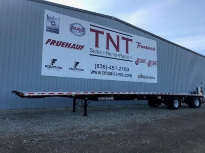 View 2022 FONTAINE (QTY: 25)  53 X 102 COMBO FLATBEDS CA AND CANADA L - Listing #5822657