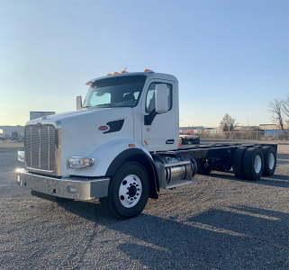 2020 PETERBILT 567 Cab and Chassis Trucks Heavy Duty