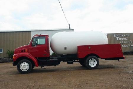1999 STERLING OTHER Fuel, Lube Trucks Truck