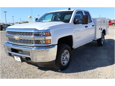 View 2019 CHEVROLET SILVERADO 2500HD - Listing #6075355