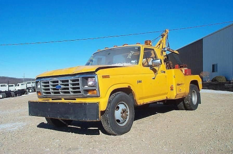 View 1985 FORD OTHER - Listing #6145506