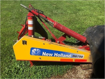 View 2016 NEW HOLLAND H6750 - Listing #7053504