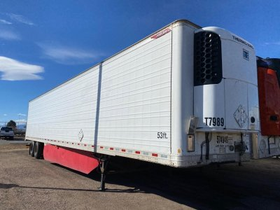 View 2013 GREAT DANE 53' AIR RIDE REEFER W TK SB230 UNIT, LOW HOURS SST - Listing #8850136
