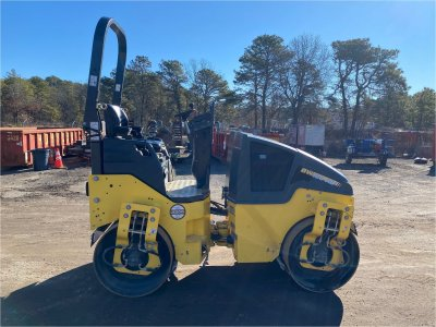 2013 BOMAG BW120AD-5 Compaction Equipment