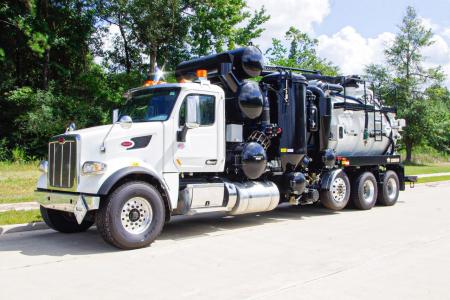 2019 PETERBILT 567 Vacuum Trucks Truck