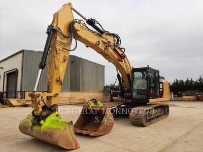 2016 CATERPILLAR 323E Excavators