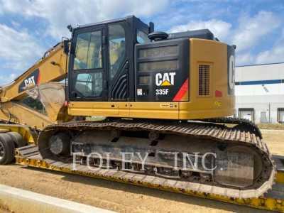 2017 CATERPILLAR 335FCRTCM Excavators