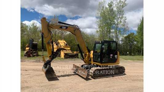 2017 CATERPILLAR 308E2 CR SB Excavators