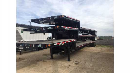 View 2019 FONTAINE 48X102 STEEL DROP DECK - Listing #18665691