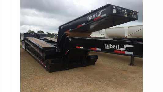 View 2022 TALBERT 55SA-HX - Listing #18665104
