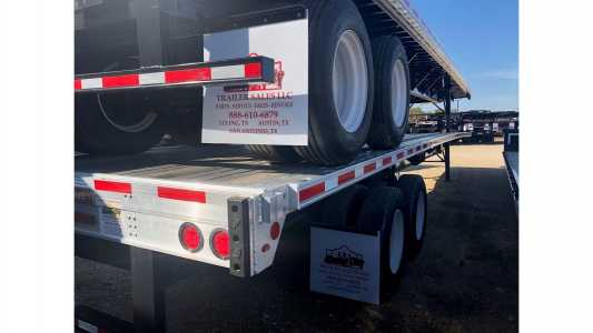 View 2022 FONTAINE 48X102 COMBO FLATBED - Listing #18665488