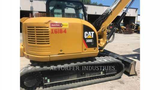 View 2018 CATERPILLAR 308E2 CR SB - Listing #18702061