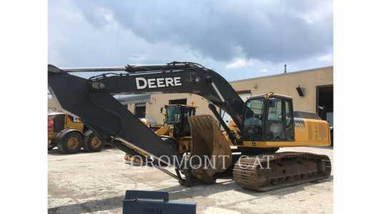 View 2012 JOHN DEERE 350G - Listing #18707688