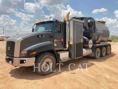 View 2015 CATERPILLAR CT660L - Listing #19927415