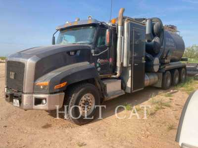 View 2015 CATERPILLAR CT660L - Listing #19927413
