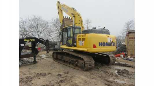 2017 KOMATSU PC290 LC-11 Excavators