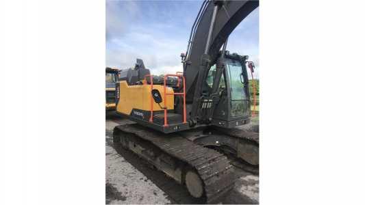 2019 VOLVO EC160EL Excavators