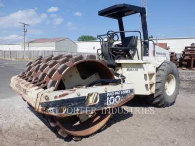 View 1997 INGERSOLL RAND SD100F - Listing #19952816