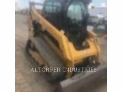 2019 CATERPILLAR 259D Skid Steer Loaders - Crawler