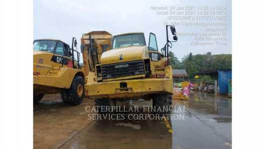 2010 CATERPILLAR 740 Articulated Trucks