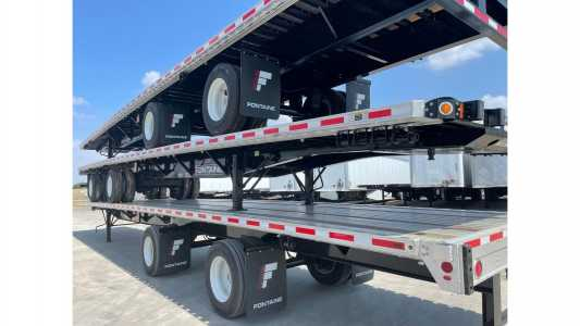 View 2022 FONTAINE 53X102 COMBO FLATBED - Listing #20138423