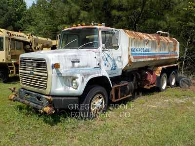 View 1988 FORD L8000 - Listing #20127330