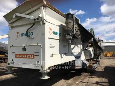 View 2012 METSO ST3.5LOKOT - Listing #18731296