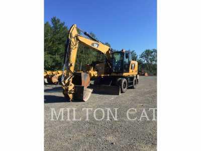View 2016 CATERPILLAR M314F - Listing #18739875