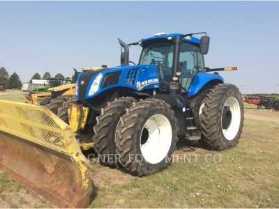 View 2015 NEW HOLLAND T8.435 - Listing #18737055