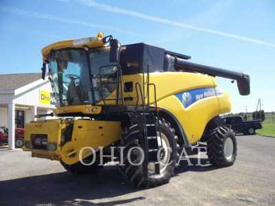 View 2008 NEW HOLLAND CR9040 - Listing #18746125
