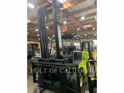 2013 CLARK C70D Forklifts - Mast