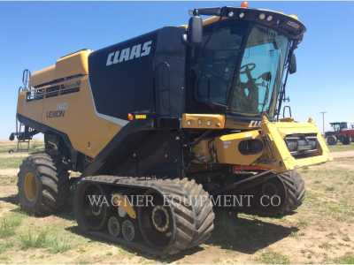 View 2018 CLAAS 740 - Listing #18750523